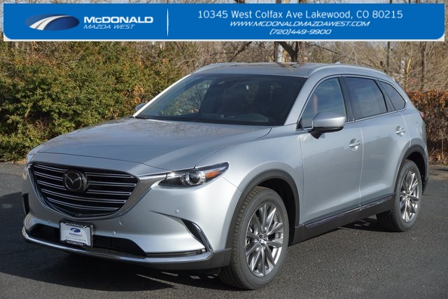 new 2018 mazda cx 9 signature 4d sport utility in lakewood mwj0210799 mcdonald mazda west. Black Bedroom Furniture Sets. Home Design Ideas