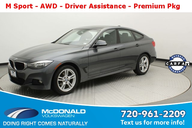 Pre-Owned 2016 BMW 3 Series 328i xDrive Gran Turismo