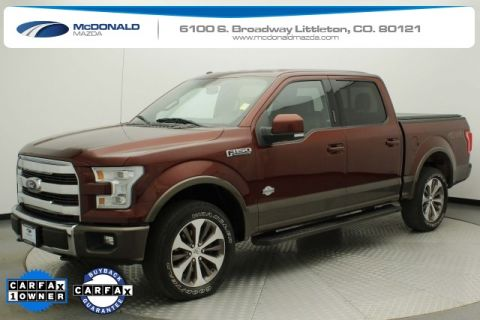 Pre-Owned 2016 Ford F-150 King Ranch