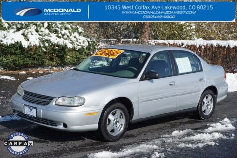 Pre-Owned 2005 Chevrolet Malibu Base