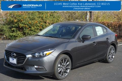 New 2018 Mazda3 Grand Touring Base
