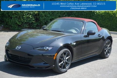 Certified Pre-Owned 2018 Mazda Miata Club