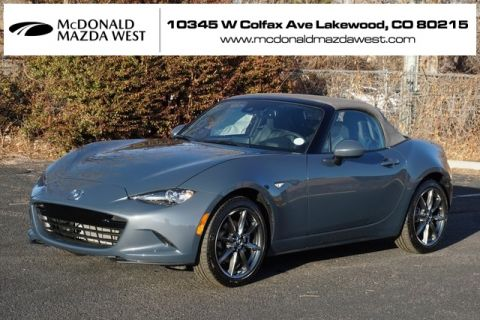 New 2020 Mazda MX-5 Miata GT RWD 2D Convertible
