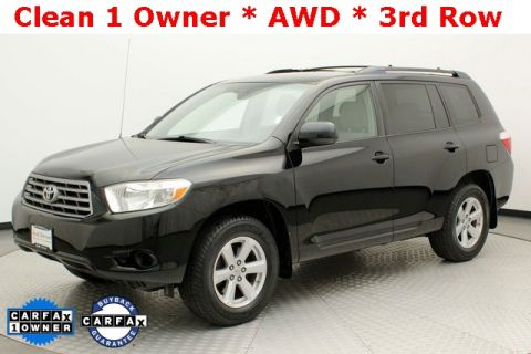 Pre-Owned 2008 Toyota Highlander Base