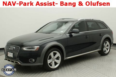 Pre-Owned 2014 Audi allroad 2.0T Premium Plus